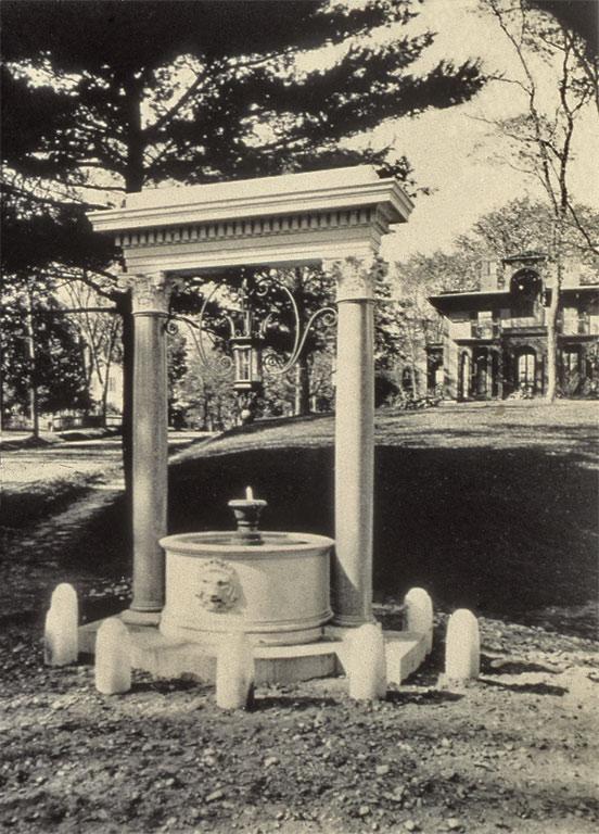 Brattleboro Vermont~Wells Fountain @ North Main & Linden